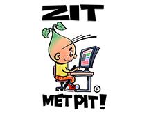 zit-met-pit